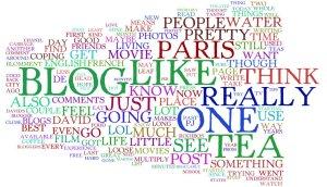 My Wordle Cloud