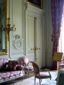 HeatherHarwood Petit Trianon Interior