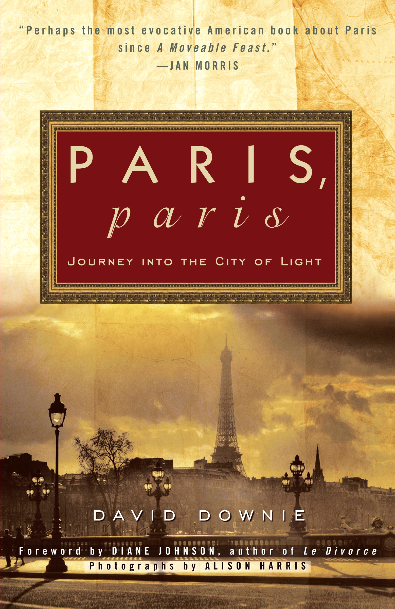 paris journey into city light