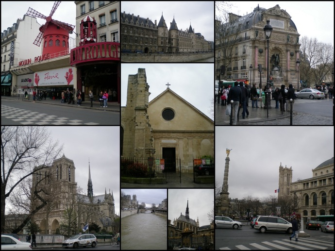 Places I did not know in Paris until much later...